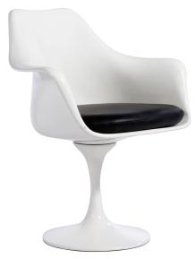 Krzesło Tulip Armchair – Aero Saarinen.