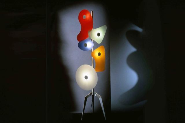 Lampy Orbital Ferreucio Laviani