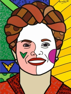 Dilma-rousseff-romero-britto-G