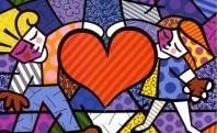romero-britto-heart-kids-pop-art-artwork