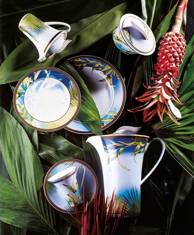 "Rosenthal meets Versace, kolekcja ""Jungle"""