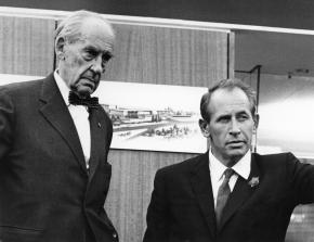 Philip Rosenthal i Walter Gropius